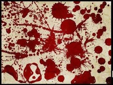 Интернет-посиделки. Кисти для фотошоп - кровь